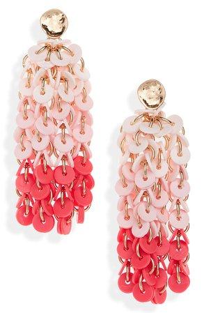 BP. Ombré Drop Earrings | Nordstrom