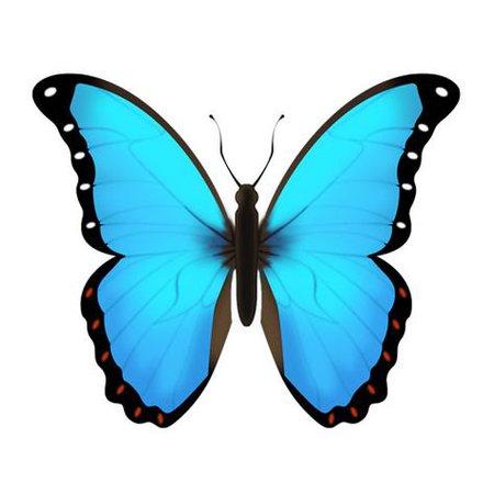butterfly emoji