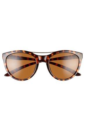 Midtown 53mm ChromoPop™ Polarized Cat Eye Sunglasses SMITH