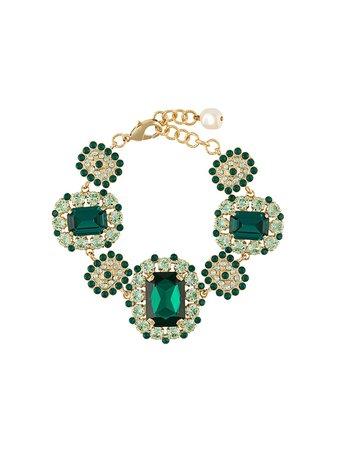 Dolce & Gabbana Crystal-Embellished Bracelet