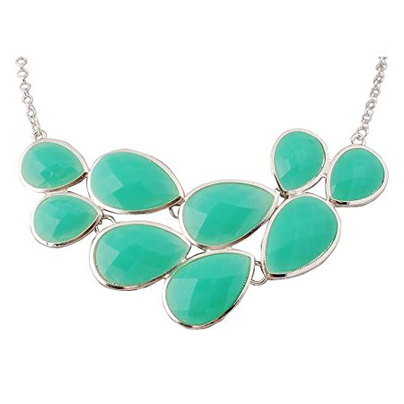 Aqua Fashion Necklaces: Amazon.com