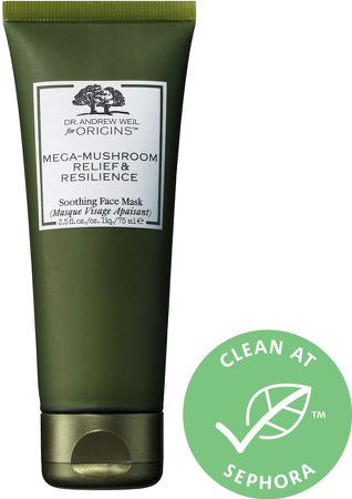 Dr. Andrew Weil For Mega-Mushroom Relief & Resilience Soothing Face Mask