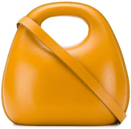 rounded edges tote