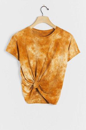 Rock Wash Tie-Dye Tee   Anthropologie
