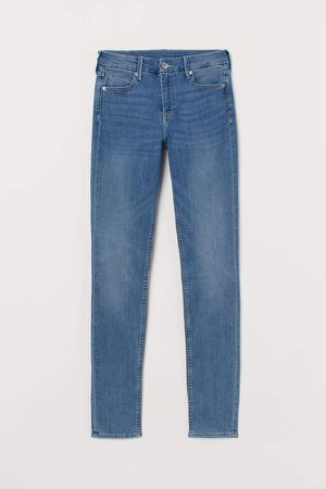 Skinny Regular Jeans - Blue