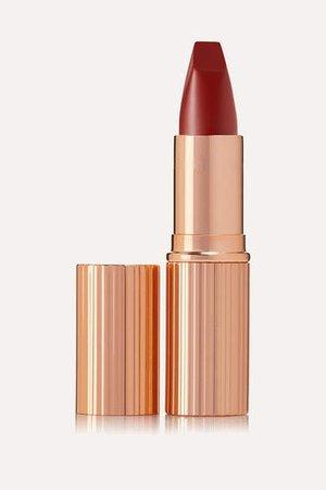 Matte Revolution Lipstick - Red Carpet Red