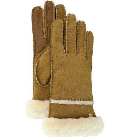 UGG Women's Seamed Tech Gloves