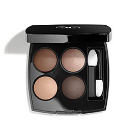 CHANEL Brown Eyeshadow & Glitter Eyeshadow - Macy's