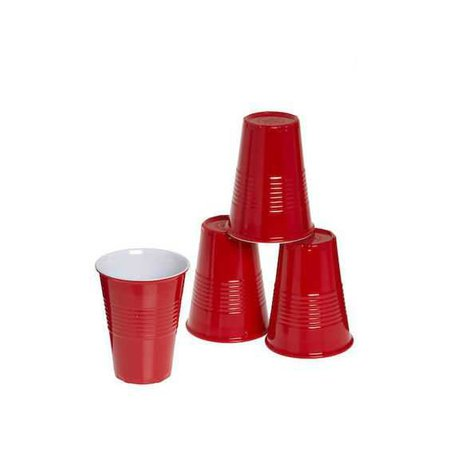 red solo cups
