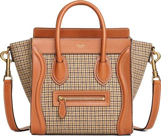 Celine Tweed Gingham Bag Collection | Bragmybag