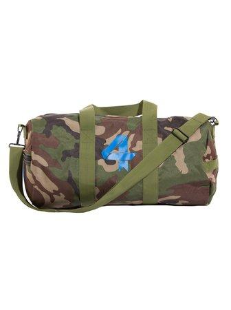 Signature Duffel Bag - Fourlaps