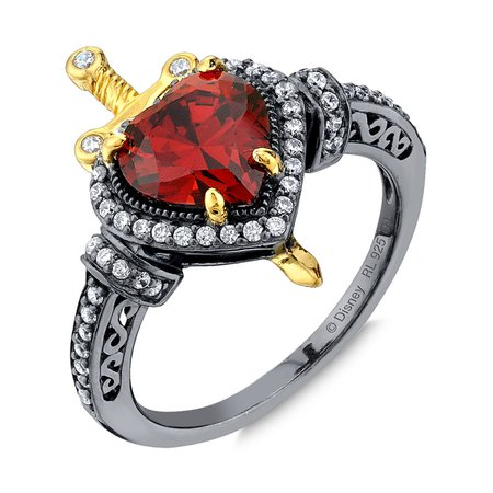 Evil Queen Dagger Heart Ring by RockLove - Snow White and the Seven Dwarfs | shopDisney