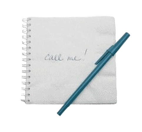 polyvore png notebook