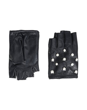 Karl Lagerfeld Gloves - Women Karl Lagerfeld Gloves online on YOOX United States - 46576640SR