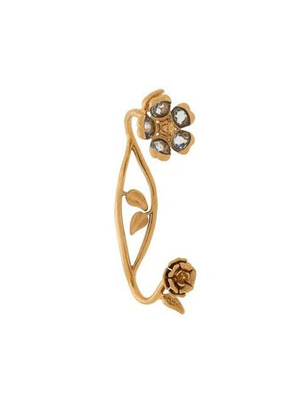 Versace V-Floral Hand Cuff