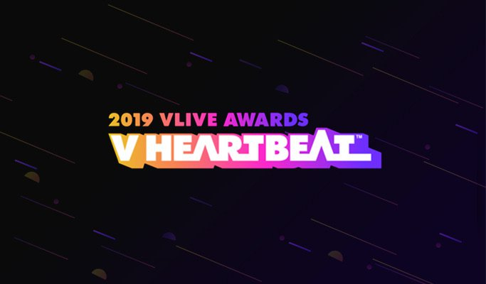 2019 V LIVE AWARDS V HEARTBEAT