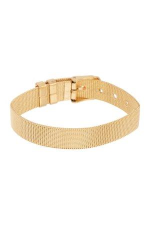 Silver Mama | 14K Gold Plated Belt Bracelet | Nordstrom Rack