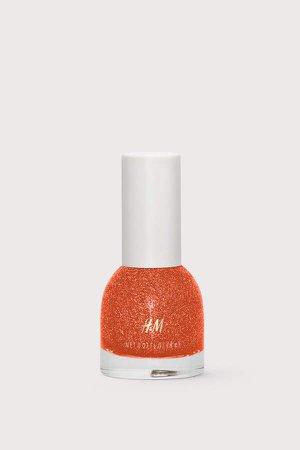Nail Polish - Orange