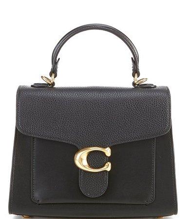 COACH Tabby Top Handle Satchel Bag | Dillard's