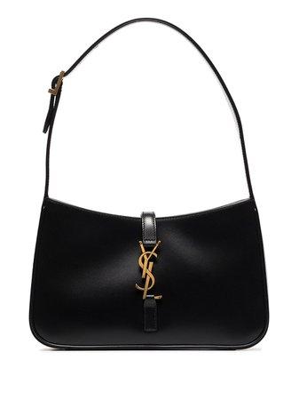 Saint Laurent Le 5 À 7 Leather Shoulder Bag - Farfetch