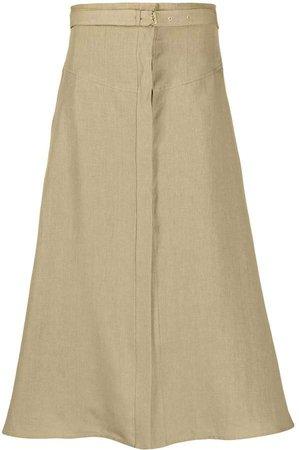 Gizeh high waisted skirt