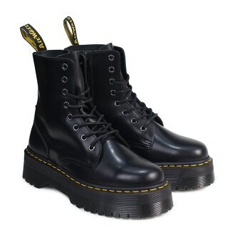 ALLSPORTS: Dr. Martens Dr.Martens 8 hole boots JADON leather mens Womens R15265001 black unisex [regular] | Rakuten Global Market