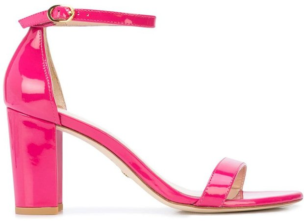 Open Toe High Heel Sandals