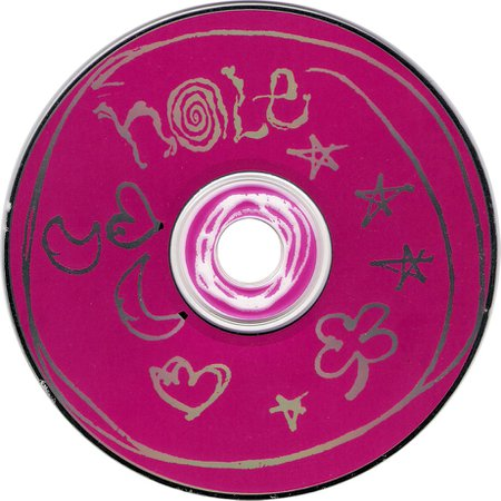 Carátula Cd de Hole - Pretty On The Inside - Portada