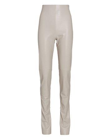 Andamane Hoola Vegan Leather Pants | INTERMIX®