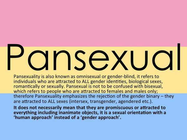 Pansexual Quote