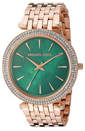Michael Kors Green Watch