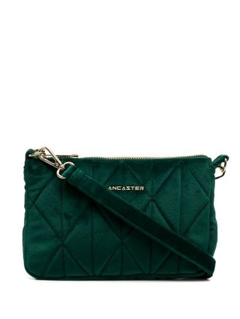 Green Lancaster Actual quilted crossbody bag 51972 - Farfetch
