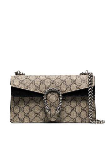 Gucci Dionysus GG Supreme Shoulder Bag - Farfetch