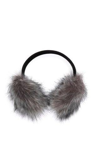 Surell   Faux Fur Velvet Earmuff   Nordstrom Rack