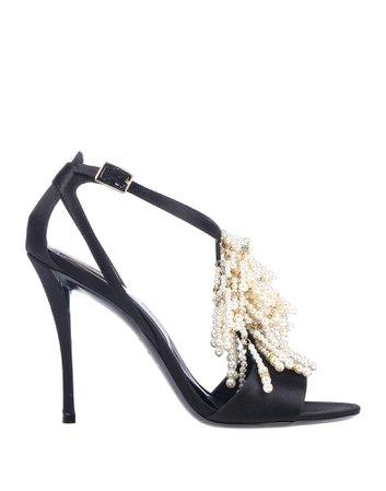 Roger Vivier, Pearl Embellished Sandals