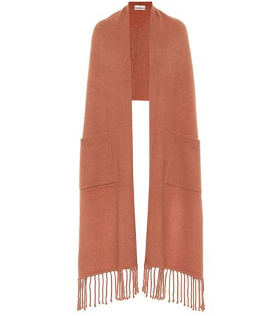 Co, Oversized cashmere scarf