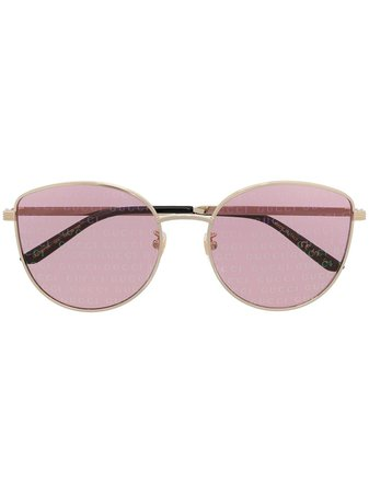 Gucci Eyewear cat-eye Sunglasses - Farfetch