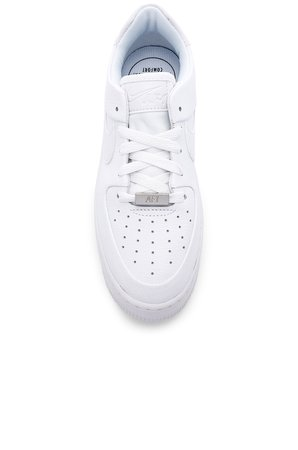 Nike Air Force 1 Sage Low Sneaker in White | REVOLVE