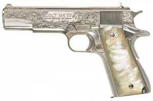 Gun - Colt - Supernatural
