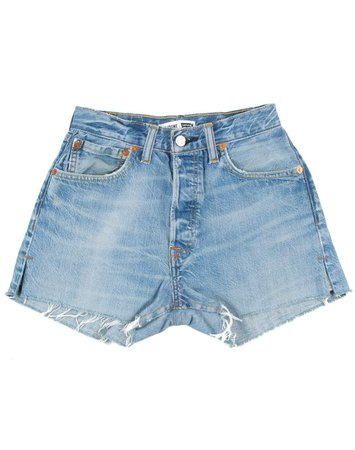 Levis Shorts Redone - High Rise Short No. 23HRS1170709