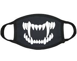 teeth face mask - Google Search