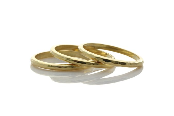 gold rings