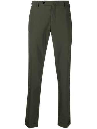 Pt01 slim-fit Tailored Trousers - Farfetch