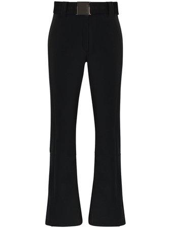 Black Goldbergh Pippa flared ski trousers GB0170204 - Farfetch