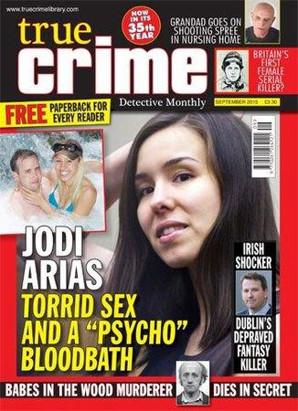 jodi arias magazine