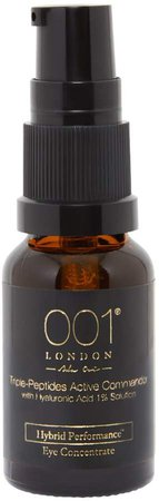 001 Skincare London Triple-Peptides Active Commander Eye Concentrate