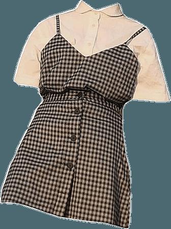niche clothes vintage dress