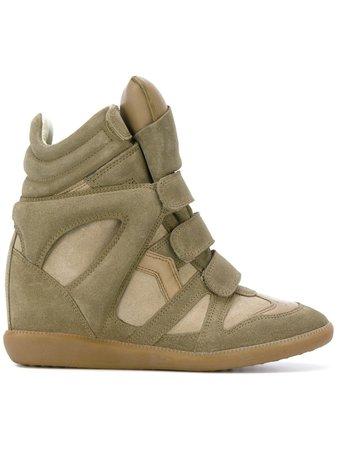 Isabel Marant Bekett high-top Sneakers - Farfetch