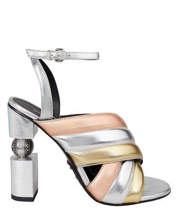 Jana High Sandals