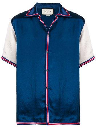 Gucci GG Star Bowling Shirt - Farfetch